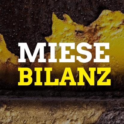 Miese Bilanz der schwarz-gelben Landesregierung